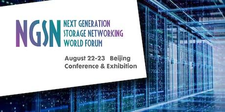Next Generation Storage Networking World Forum tickets