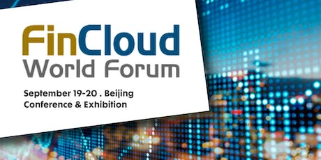 FinCloud World Forum tickets