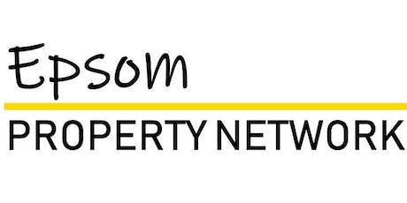 Epsom Property Network - Property Unhinged tickets