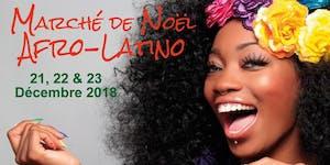 Marché de Noël Afro-Latino