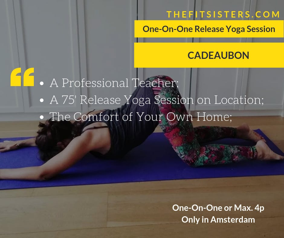 Small Group (Max.3p) - Release Yoga Session GIFT VOUCHER