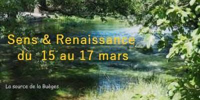 """Retraite \""""Sens et Renaissance» en Vallée de la Buèges (34)"""