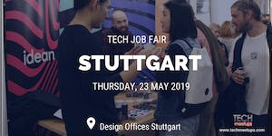 STUTTGART TECH JOB FAIR SPRING 2019