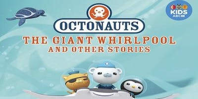 Sharing Stories - Lancashire Listens Octonauts (Tarleton)