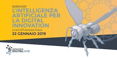 L'Intelligenza Artificiale per la Digital Innovation | Bologna |22 gen 2019
