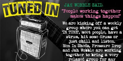 Tuned in with Jah wobble