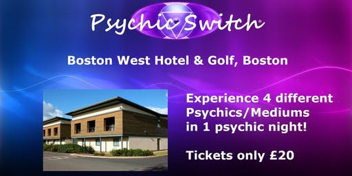 Psychic Switch - Boston
