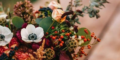 Autumn Seasonal Vase Design Workshop tickets