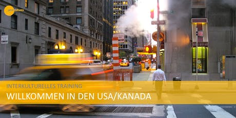 Interkulturelles Training USA/Kanada Tickets