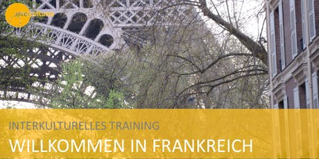 Interkulturelles Training Frankreich Tickets