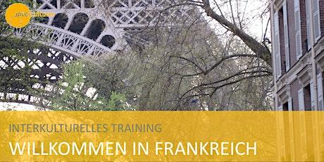 Interkulturelles Training Frankreich Tickets