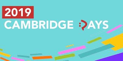 Cambridge Days -  Bologna