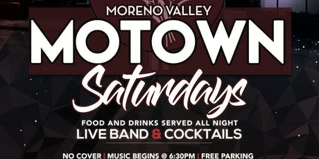 Motown Saturdays At Woodys Moreno Valley Restaurant Brewery