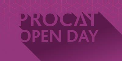 Procat Open Event Canvey Island Campus