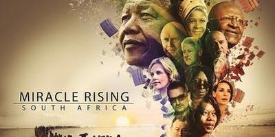 Movie Screening:  Miracle Rising South Africa