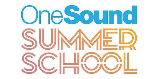 OneSound Summer School