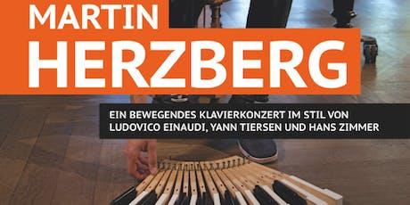 """Martin Herzberg - """"Liebe & Tasten Tour 2019"""" live in Halle Tickets"""