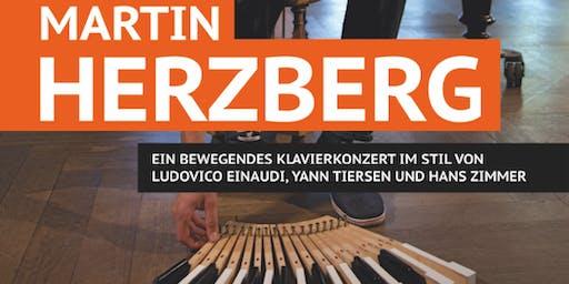 """Martin Herzberg - """"Liebe & Tasten Tour 2019"""" live in Halle"""
