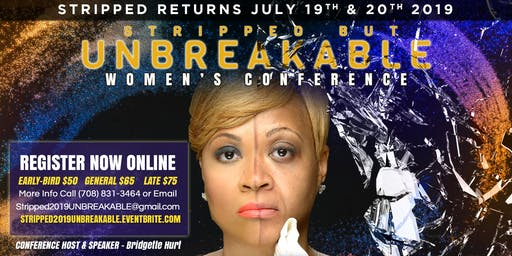 Stripped 2019 UNBREAKABLE