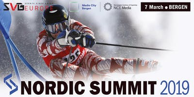 SVG Nordic Summit 2019 - Application to Register