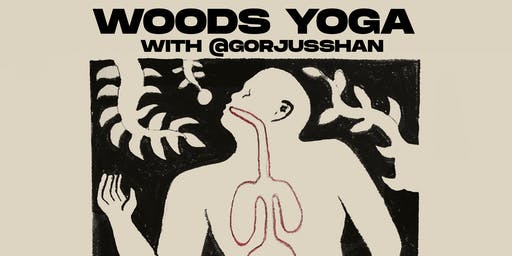 YOGA in the WOODS -w-