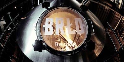 BRLO BRWHOUSE Brewery Tour Wed, Thu & Fri (English
