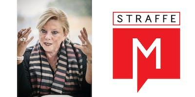 Straffe Madammen avond met Karin Heremans, Directrice Atheneum Antwerpen, Expert deradicalisering