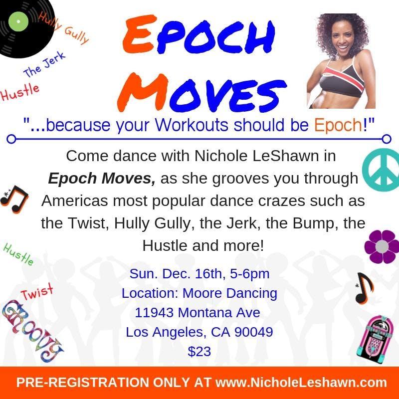 Epoch Moves