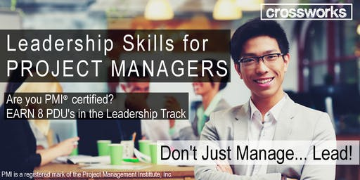 Leadership Skills for Project Managers (Batch 193)