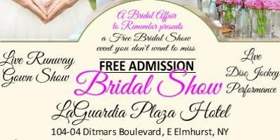 March 6th FREE Bridal Show at LaGuardia Plaza Hotel in Queens, NY