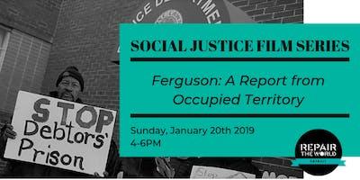 MLK Social Justice Film Series