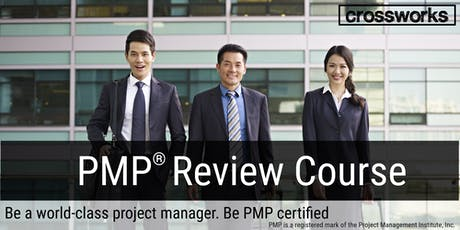 PMP®  Review Course (Batch 193) tickets