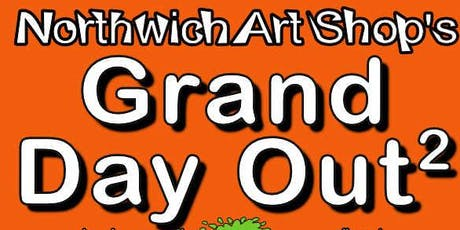 Northwich Art Shop's Grand Day Out 2 tickets