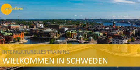 Interkulturelles Training Schweden Tickets