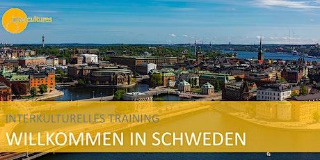 Interkulturelles Training Schweden Tickets