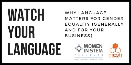 Watch your language! Gender inclusive text for small-businesses.