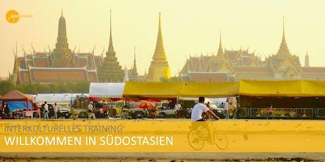 Interkulturelles Training Südostasien Tickets