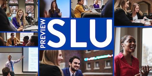 Preview SLU - Graduate Business Preview Night