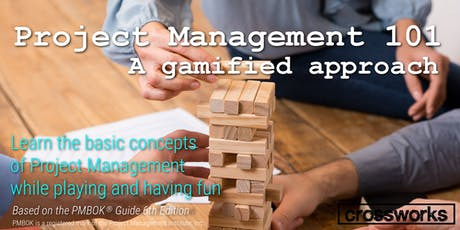 Project Management 101 - A Gamified Approach (Batch 192) tickets