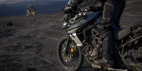 Triumph Level 2 Off-Road Motorcycle Training Experience tickets