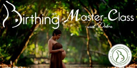 Birthing Master-Class ~August 10th tickets