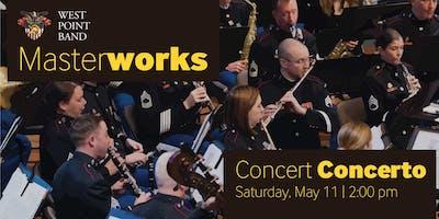 Concert Concerto - Masterworks for Wind Band