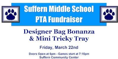 2nd Annual Suffern Middle School PTA Designer Bag Bonanza