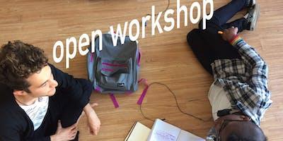 Open Workshop - January 23, 2019