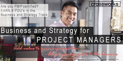 Business and Strategy for Project Managers (Batch 194)