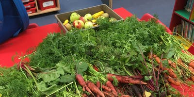 Glasgow Food Growing Strategy workshop - Garscadden/Scotstounhill + Drumchapel/Anniesland