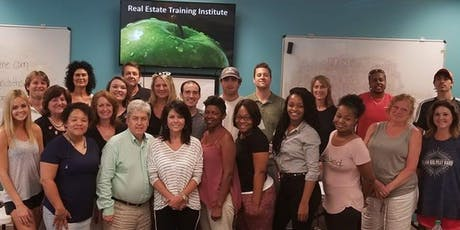 Real Estate License Courses - Oxford tickets