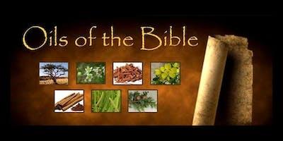 Oils of the Bible and Christmas Make and Take