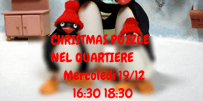 Christmas Puzzle nel Quartiere