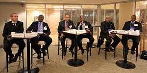 9th Annual Panel Discussion on Africa's Mining Industry
